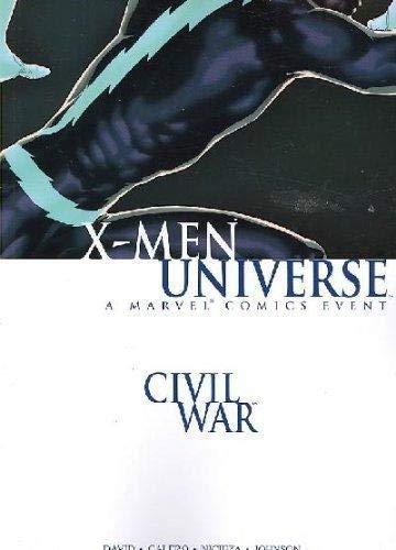9780785122432: Civil War: X-Men Universe
