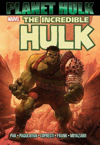 9780785122456: Hulk: Planet Hulk HC (Oversized)