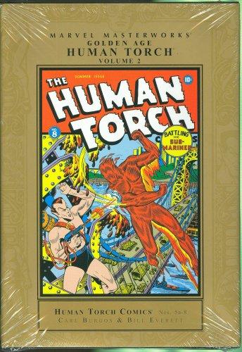 9780785122500: Golden Age Human Torch: 2