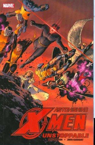 9780785122548: Astonishing X-Men, Vol. 4: Unstoppable