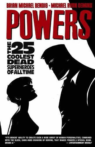 9780785122623: Powers Volume 12: The 25 Coolest Dead Superheroes Of All Time TPB: 25 Coolest Dead Superheroes of All Time v. 12 (Powers (Graphic Novels))