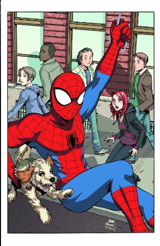 Spider-Man Loves Mary Jane, Vol. 2: The New Girl (v. 2)