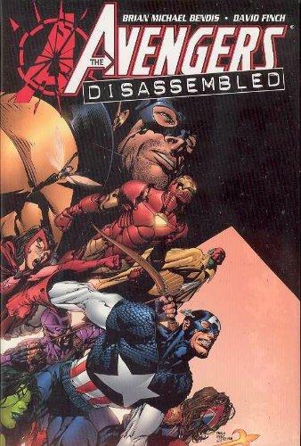 9780785122944: Avengers Disassembled HC (Oversized)