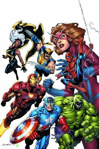 Marvel Adventures The Avengers Vol. 1: Heroes Assembled (V. 1)
