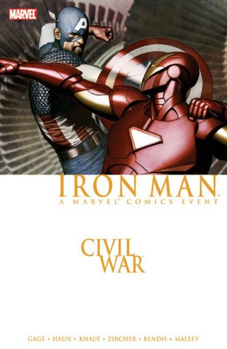 Iron Man : Civil War