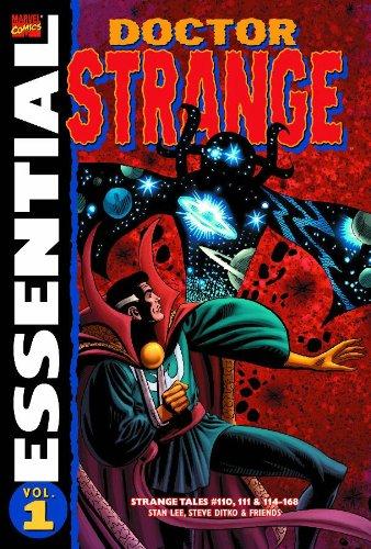 9780785123163: Essential Doctor Strange, Vol. 1 (Marvel Essentials) (v. 1)