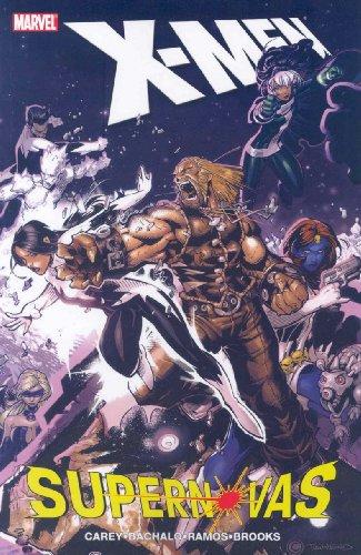 9780785123194: X-Men: Supernovas TPB