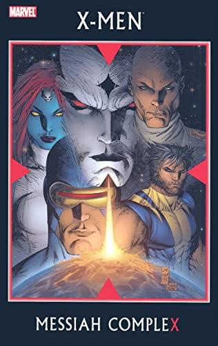 9780785123200: X-Men: Messiah Complex TPB (Graphic Novel Pb)