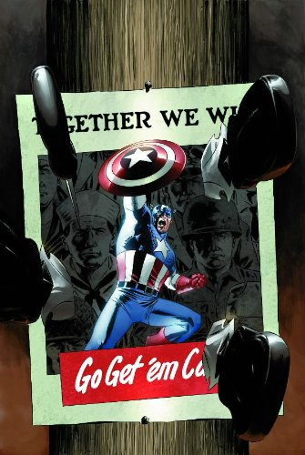Captain America Vol. 3: Red Menace, Book One (v. 1)