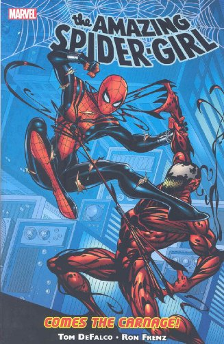 9780785123422: Amazing Spider-Girl Volume 2: Comes The Carnage! TPB: Comes the Carnage! v. 2 (Graphic Novel Pb)