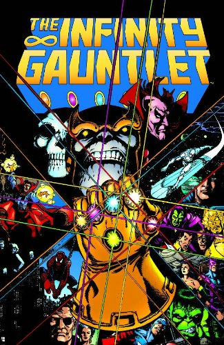 9780785123491: Infinity Gauntlet TPB (New Printing)