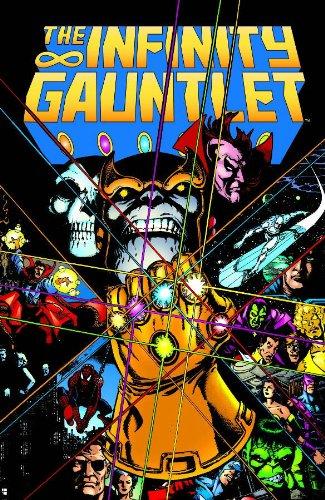 9780785123491: Infinity Gauntlet (Marvel Comics)