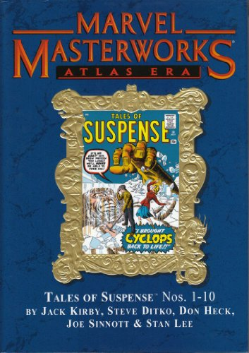 Marvel Masterworks Tales of Suspense Vol. 68 Variant Edition