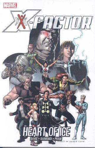9780785123606: X-Factor, Vol. 4: Heart of Ice (X-Men) (v. 4)