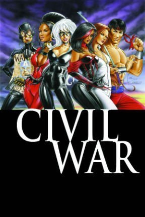 Civil War: Heroes For Hire (v. 1)