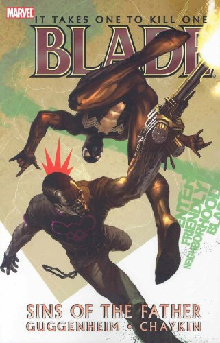 Blade Vol. 2: Sins of the Father (Marvel Comics)
