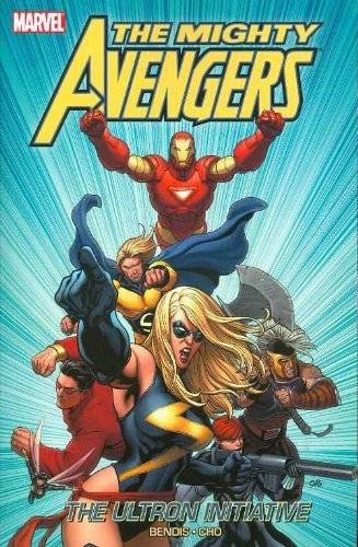 9780785123682: Mighty Avengers, Vol. 1: The Ultron Initiative