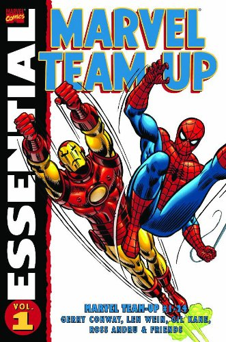 9780785123736: Essential Marvel Team-Up, Vol. 1 (Marvel Essentials) (v. 1)