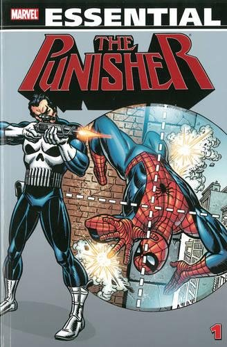 9780785123750: The Essential Punisher, Vol. 1