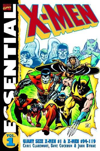 9780785123767: Essential X-Men Volume 1 TPB (New Printing): v. 1