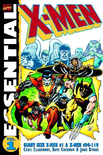 9780785123767: Essential X-men 1