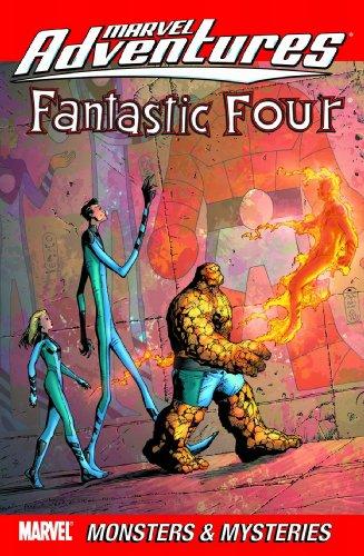 9780785123804: Marvel Adventures Fantastic Four Vol. 6: Monsters & Mysteries (v. 6)