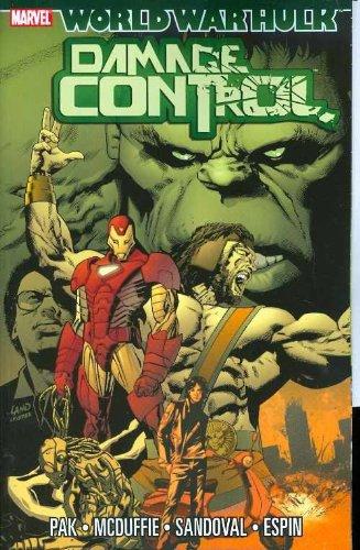 9780785123880: World War Hulk: Damage Control (Incredible Hulk)