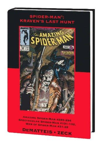 9780785124009: Spider-Man: Kraven's Last Hunt Premiere HC (Variant)