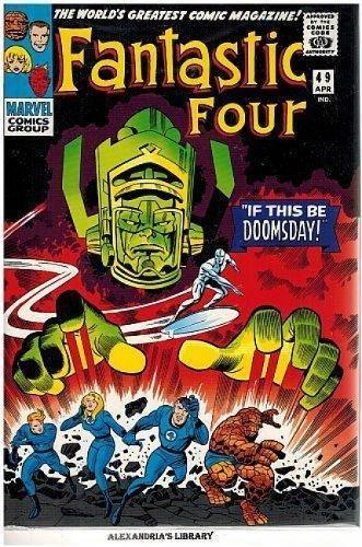 Fantastic Four Omnibus Volume 2 HC: Lee, Stan