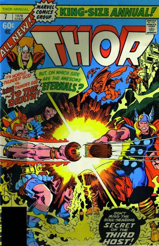 9780785124047: Thor: The Eternals Saga Volume 1 TPB: Eternals Saga v. 1 (Marvel Comics)