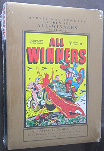 9780785124061: Marvel Masterworks Golden Age All Winners 2