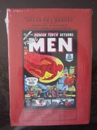 Marvel Masterworks: Atlas Era Heroes - Volume 1: Comics, Marvel