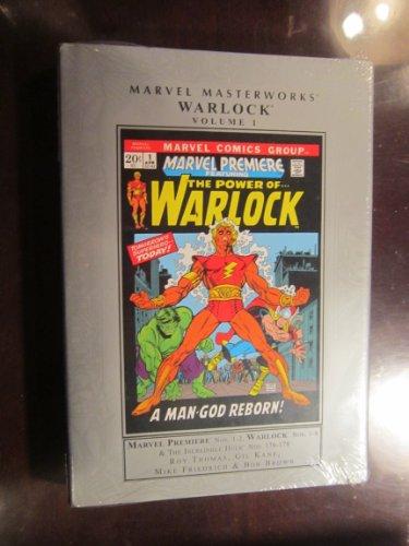 9780785124115: Marvel Masterworks Warlock 1