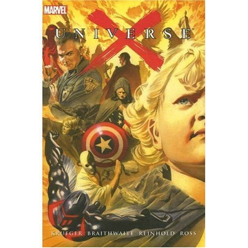 9780785124139: Universe X Volume 1 TPB (New Printing): v. 1 (Graphic Novel Pb)