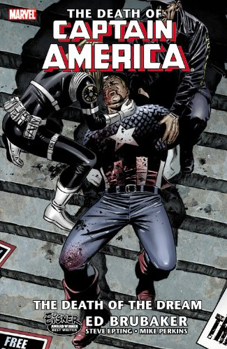 9780785124238: Captain America: The Death Of Captain America (Volume 1): The Death of the Dream