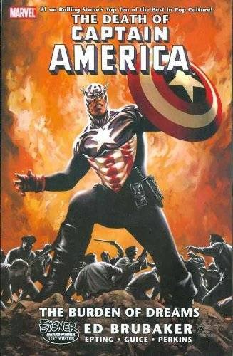 9780785124245: Captain America: The Death Of Captain America Volume 2 - The Burden Of Dreams TPB: Death of Captain America - The Burden of Dreams v. 2 (Graphic Novel Pb)