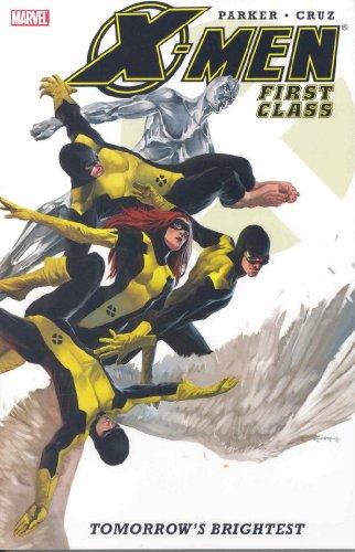 9780785124276: X-Men: First Class - Tomorrow's Brightest TPB