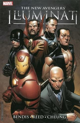 9780785124375: New Avengers: Illuminati TPB (Graphic Novel Pb)