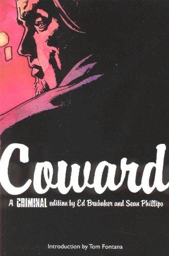 9780785124399: Coward (Criminal, Vol. 1)