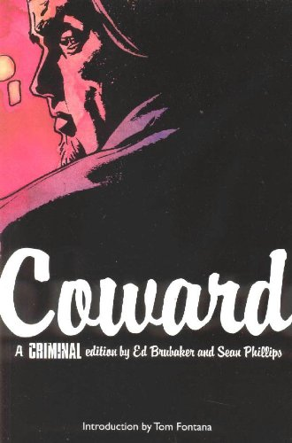 Coward (Criminal, Vol. 1)