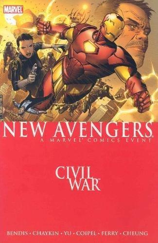 9780785124467: New Avengers Volume 5: Civil War TPB: Civil War v. 5