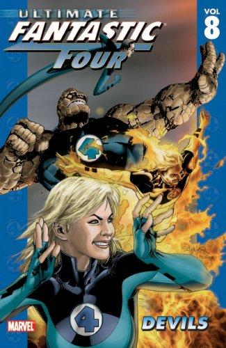 9780785124504: Ultimate Fantastic Four: Devils v. 8 (Ultimate Fantastic Four (Graphic Novels))