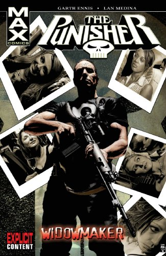 9780785124542: Punisher Max Volume 8: Widowmaker TPB: Widowmaker v. 8 (Graphic Novel Pb)