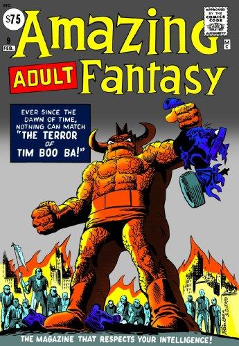 9780785124580: Amazing Fantasy Omnibus (v. 1)