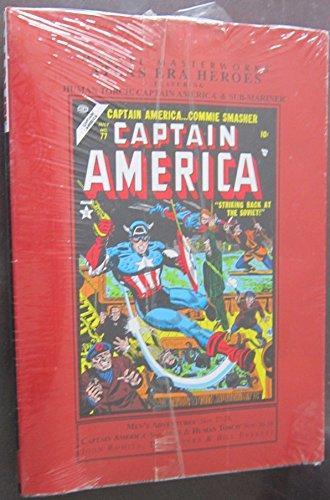 9780785124603: MARVEL MASTERWORKS: Atlas Era Heroes Vol 2 (Featuring the Human Torch, Captain America,& Sub-Mariner)