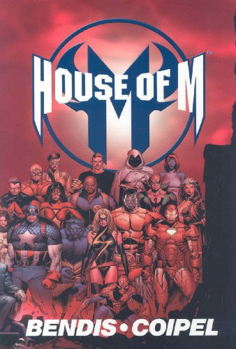 9780785124665: House Of M HC (Oversized)