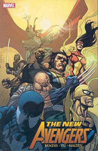 9780785124689: New Avengers Volume 6: Revolution TPB: Revolution v. 6 (Graphic Novel Pb)