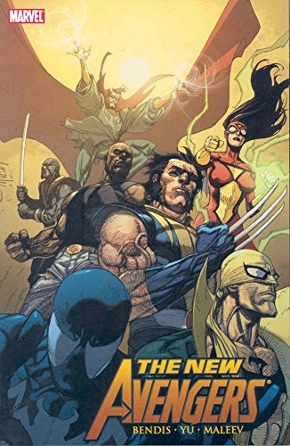 New Avengers, Vol. 6: Revolution (v. 6)