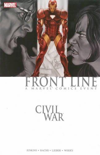 9780785124696: Civil War: Front Line Book 2 TPB: Front Line Bk. 2 (Graphic Novel Pb)