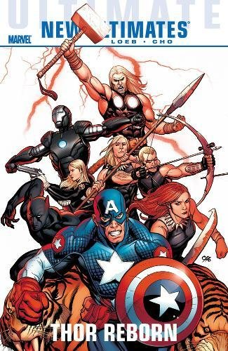 9780785124825: Ultimate Comics New Ultimates: Thor Reborn